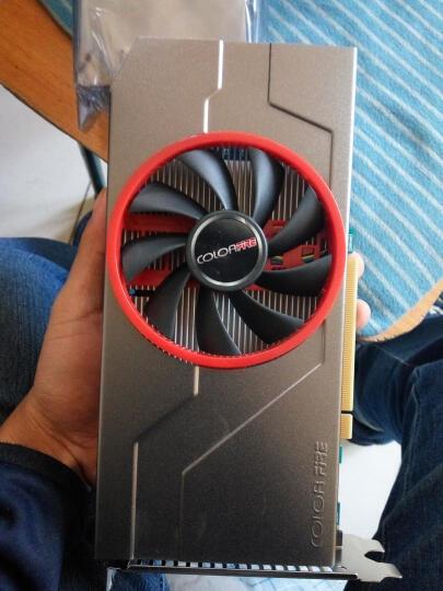 镭风(Colorfire) 镭风 HD7750 悍甲蜥 1024M D5 900/4500MHz 1024M/128位 DDR5 PCI-E显卡 晒单图