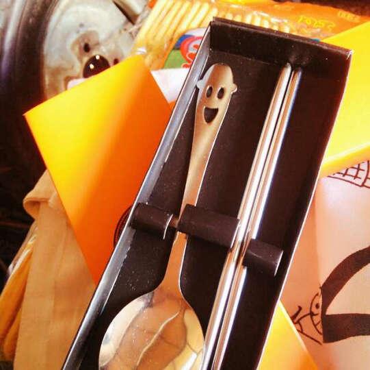 汤丞一品 创意小礼品可定制公司logo实用家居活动节日纪念礼品福利年会抽奖礼物结婚回礼 白盒脸谱3件套 晒单图