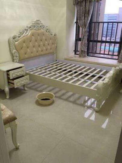 欧式床双人床实木床真皮床法式田园公主床