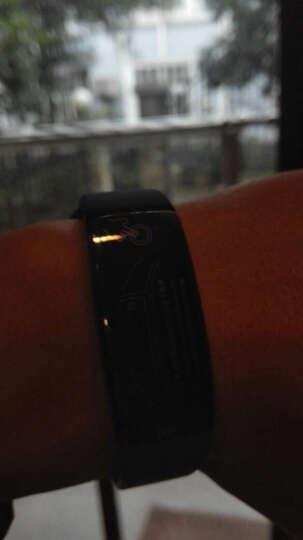 MATE 智能测心率血压手环睡眠监测心跳律健康穿戴防水检测记计步器手表魅族vivoppo 纯心率【中国红】 测酒精过敏 晒单图
