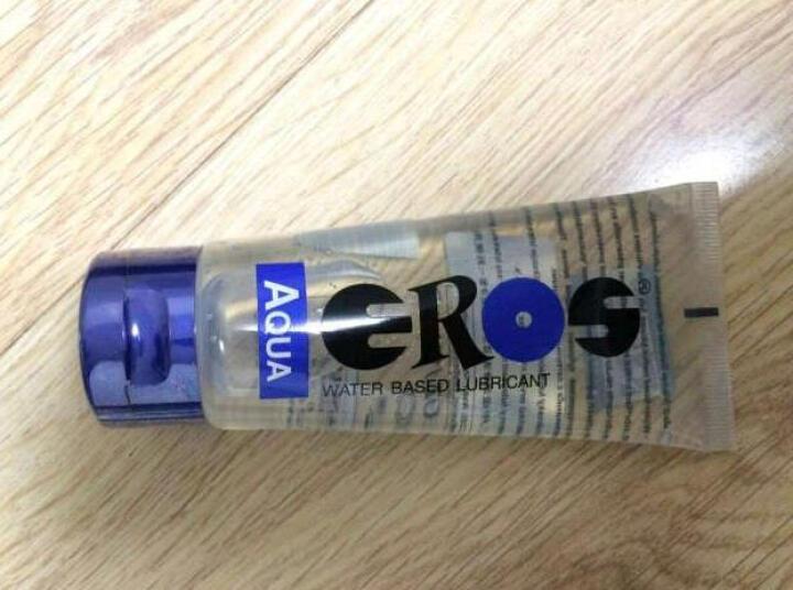 德国进口 Eros莹润水溶性润滑液 人体润滑剂 润滑油 成人性用品 男用女用情趣用品 100ml*2两支装 晒单图