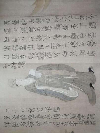 中国美术史·大师原典系列 张僧繇·五星二十八宿神形图 晒单图