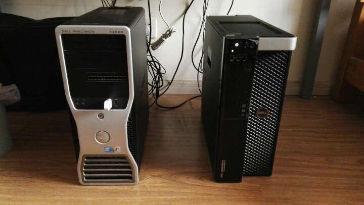 戴尔(DELL) T5810专业图形工作站 塔式台式电脑 主机 E5-1620V4 四核3.5GHz 32G内存 2T硬盘 M4000-8G独显 晒单图