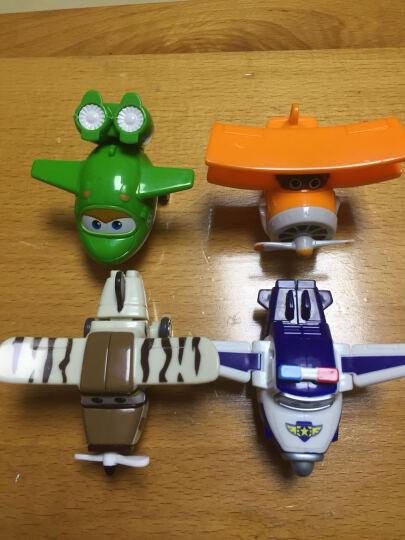 奥迪双钻(AULDEY) 超级飞侠玩具套装乐迪多多小爱小青包警长酷飞变形机器人男孩玩具 超级飞侠包警长巡逻车720843 晒单图