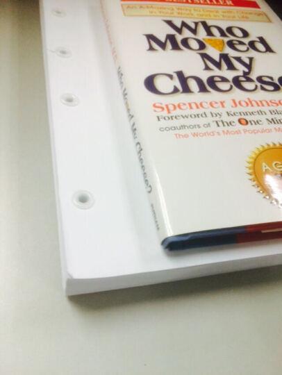 谁动了我的奶酪?(全球2600万册纪念版) 晒单图