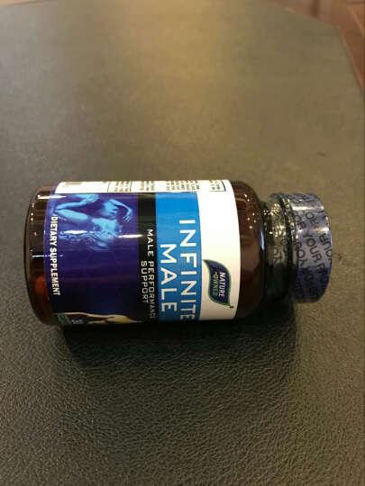 自然拥有玛咖人参胶囊 含淫羊藿东革阿里男性保健品30粒 美国进口 晒单图