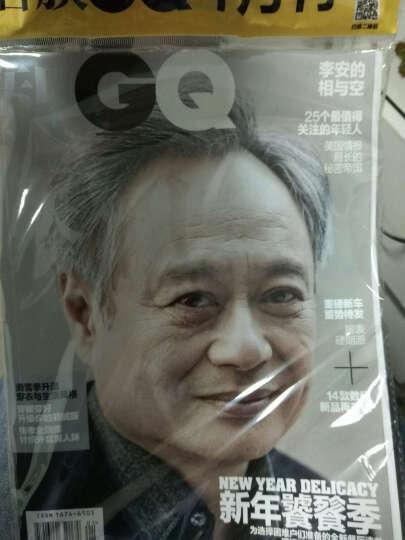 智族GQ  订阅3期 18年3月号起订  送GQ定制版棒球帽 晒单图