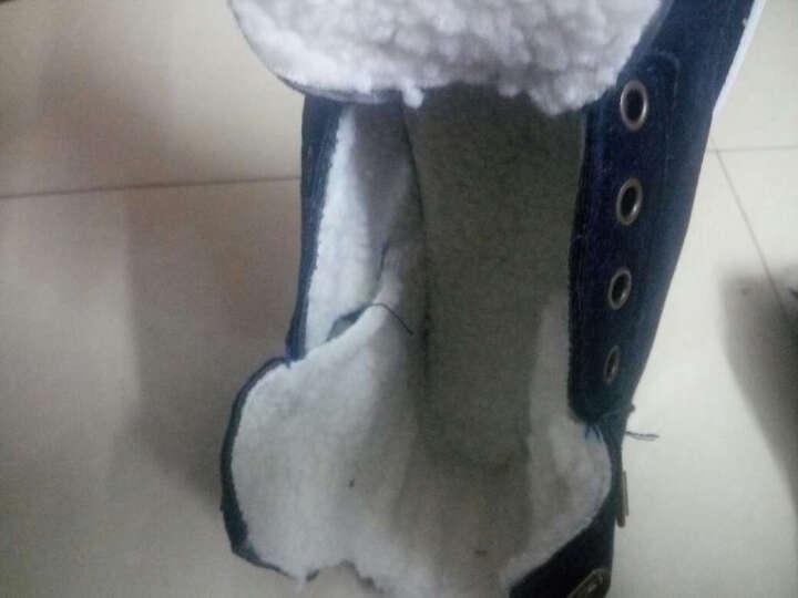 鞋狂男士休闲鞋夏季新品男鞋韩版时尚板鞋舒适系带青年低帮鞋子男 6673灰色 43 晒单图