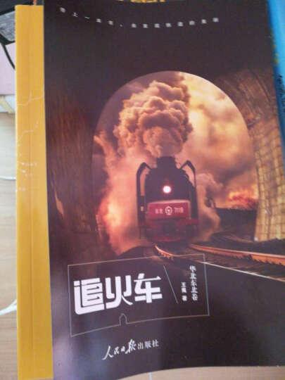 正版  追火车 修订版2017年 华北东北卷 王嵬著 人民日报出版社 晒单图