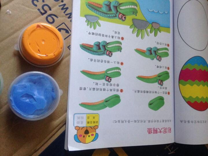 激发儿童无限潜能的全脑思维游戏 5-6岁·想象与创造 晒单图