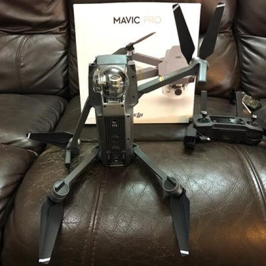 【现货】大疆 DJI 御 Mavic Pro迷你可折叠4K航拍无人机 自拍神器 大疆 御Mavic Pro电池-充电宝转换器 晒单图