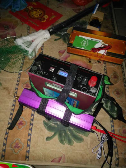 鑫玺12V锂电池12V逆变器锂电池大容量户外照明车载移动电源干电瓶干电池备用电源 12V120AH 晒单图