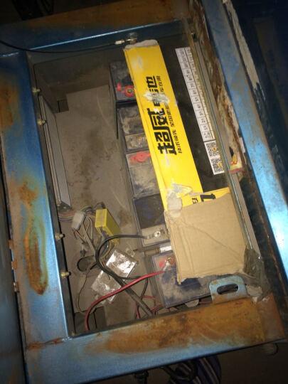 超威 60V32AH 经典款电池 6-EVF-32(5只装)载重型三轮电动车电池 电瓶车电瓶 以旧换新 60V32AH/5只装 晒单图
