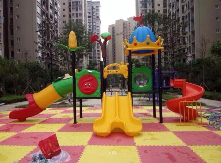 乐林源幼儿园室外小博士滑梯乐园儿童户外大型滑滑梯秋千组合游乐设施玩具 C155-2 晒单图