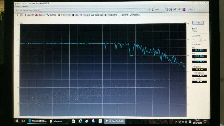 昱科(HGST) 6TB 7200转128MB SATA6Gb/s NAS网络硬盘(H3IKNAS600012872SWW) 晒单图