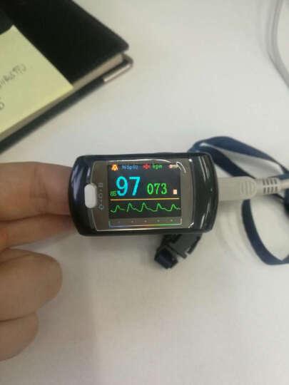 康泰CONTEC脉搏指夹式血氧仪 CMS50E 血氧饱和度仪 测氧仪 晒单图