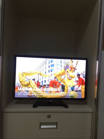 冠捷(AOC) LE24D3150/80 24英寸全高清LED平板液晶电视 显示器 黑色 标配底座 晒单图