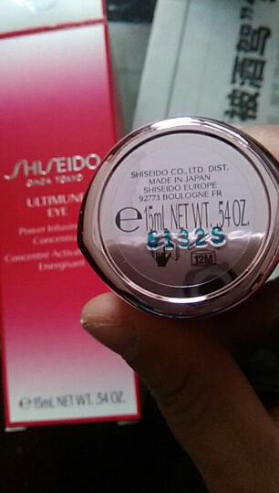 资生堂(Shiseido)境外直邮红妍/新透白/百优系列精华/乳液/眼霜/凝霜/水可选 新老包装随机 红妍肌活 眼部精华露/眼霜 15ml 晒单图