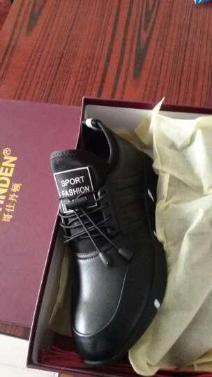 商务鞋带的系法图解