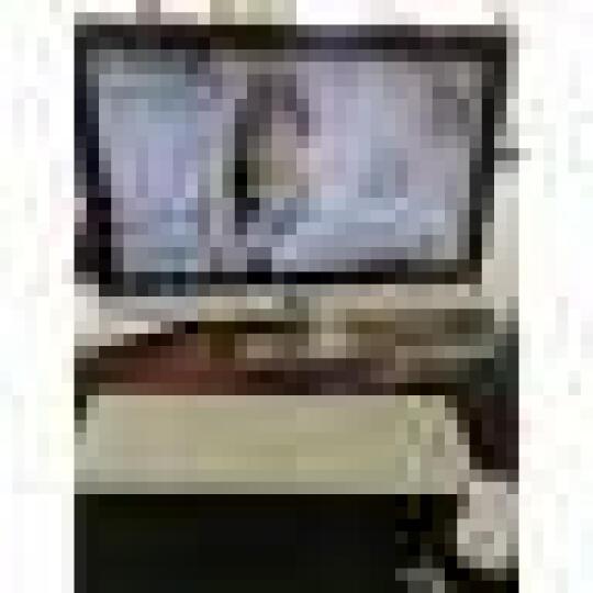 狄派 一体机电脑intel酷睿i5 i7 办公家用娱乐游戏宾馆台式机电脑 酷睿i3+4G内存+60G固态硬盘 23.6英寸 晒单图