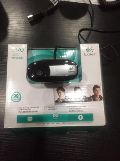 罗技(Logitech) C525高清摄像头笔记本台式电脑USB摄像头800万像素可旋转 罗技C920e 晒单图