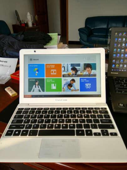 UnisCom Q7000学习机11.6英寸学生电脑 小学初中同步点读机平板电脑 标配+32G+电脑包 晒单图