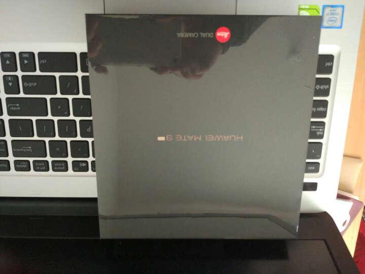 华为(HUAWEI) Mate9 移动联通电信4G手机 双卡双待 黑色 全网通(4GB RAM+64GB ROM) 晒单图