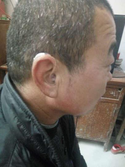 AST欧仕达助听器USB充电数字4通道E35无线隐形耳背式助听器老年人耳聋耳背 右耳E35数字4通道 晒单图
