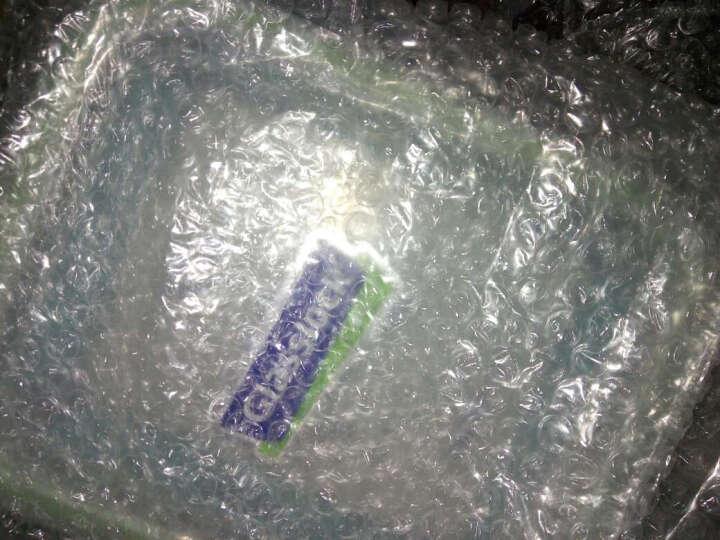 Glasslock韩国进口钢化玻璃保鲜盒长方形耐热微波炉饭盒 MCRB200/1980ml 晒单图