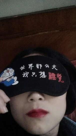 维优净 眼罩 睡眠遮光冷热敷卡通款护眼罩 忙的不明显. 晒单图