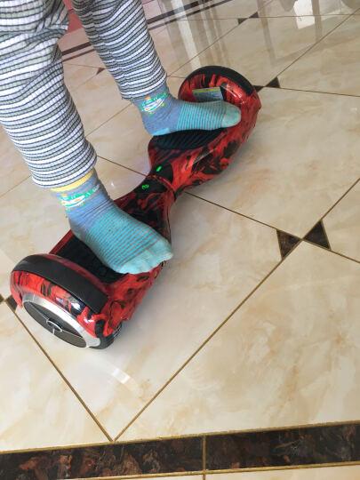 阿尔郎(AERLANG) 成人智能双轮电动平衡车代步体感车蓝牙平衡车儿童扭扭车两轮思维车 升级款(APP控制+炫彩灯+自平衡)粉红色 晒单图