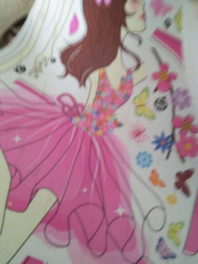 麦朵 温馨墙贴画贴纸少女心卧室宿舍房间墙面装饰品墙纸自粘 11.丝带女孩朝右 特大号 晒单图