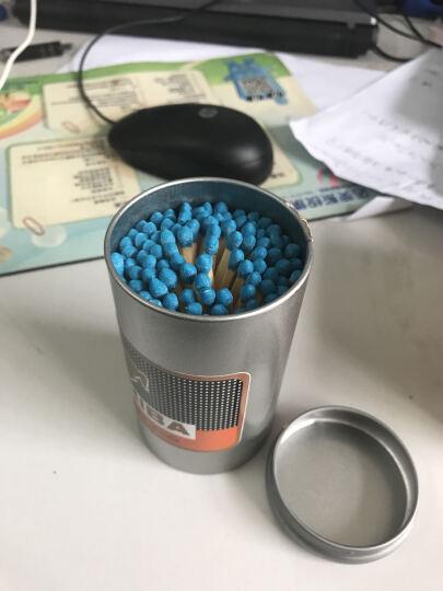 盒装雪茄烟斗专业火柴雪茄火柴 长火柴 雪松木雪茄 不锈钢桶装 一瓶装 晒单图