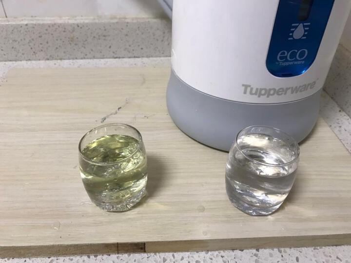 特百惠(Tupperware) 特百惠净水器直饮机纳美玲珑TPW-C1型家用过滤器滤芯 净水器+2.8升平底浅锅 晒单图