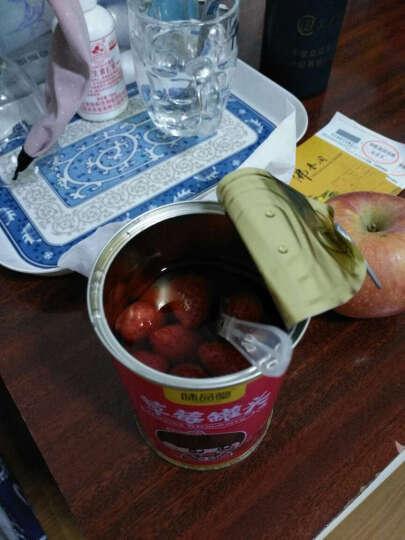 新鲜水果酸奶黄桃罐头425g*2罐糖水食品特产 味品堂杂果罐头425g*2瓶 晒单图