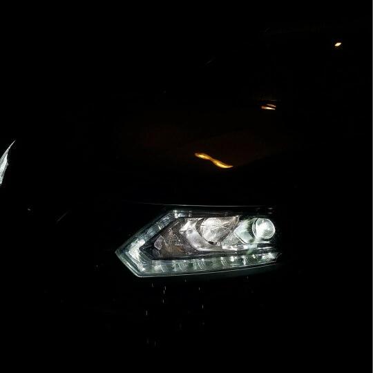 LONGDING  LIGHT 新奇骏全LED大灯总成低配升高配改装透镜氙气大灯 龙鼎 17新奇骏大灯总成单只(含LED光源)【到货】 晒单图