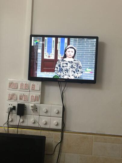 创星 15 17 19 22 24英寸普通/智能LED平板液晶电视机 电视/显示器一体 32英寸智能款 底座+挂架+高清线 晒单图