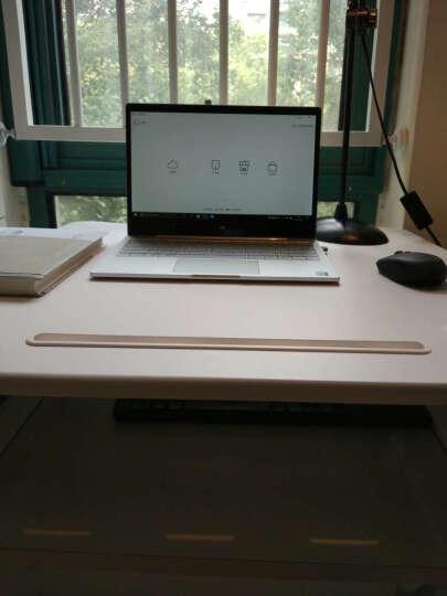 乐歌(Loctek)站立办公升降台 笔记本显示器可折叠升降电脑桌 家用工作台书桌 M1S白 晒单图