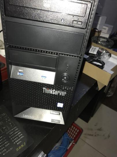 联想(ThinkServer) TS250(TS240升级版)塔式服务器主机 台式机 CPU E3-1225v6 16G内存+2*1T硬盘 晒单图