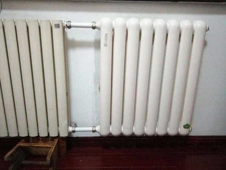 塞纳春天 暖气片 钢制60圆弧家用水暖散热器 1600mm中心距 晒单图