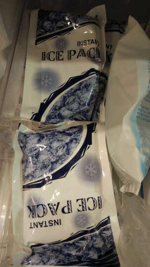 优驰(yooch)一次性速冷冰袋(10包装)应急致冷降温 冰包保温箱用保冷保鲜 晒单图