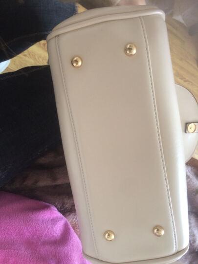 【赠送手包】ZYA札雅2017新款夏季百搭单肩大包女士包包韩版时尚手提包复古斜挎包女包 魅力紫(赠手包) 晒单图