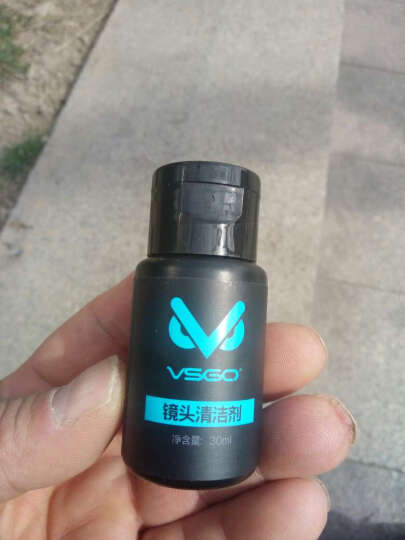 VSGO威高单反相机手机电脑镜头清洁套装 笔刷 气吹 眼镜布 湿纸巾 清洁剂 晒单图