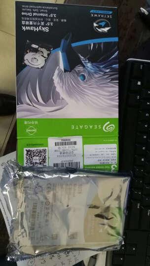 希捷(SEAGATE) 酷鹰 监控级 硬盘10T SATA接口ST10000VX0004 晒单图