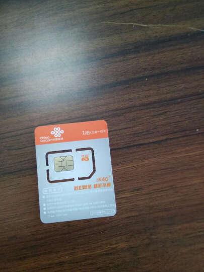 联通 (unicom) 北京 4G极速上网卡 4G上网卡流量卡ipad包年187GB 【上网年卡】月10.6G 晒单图