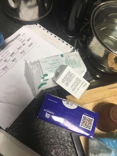 三诺(SANNUO) 三诺安稳 血糖仪试纸 家用血糖试纸 血糖仪配50独立试纸+针 晒单图