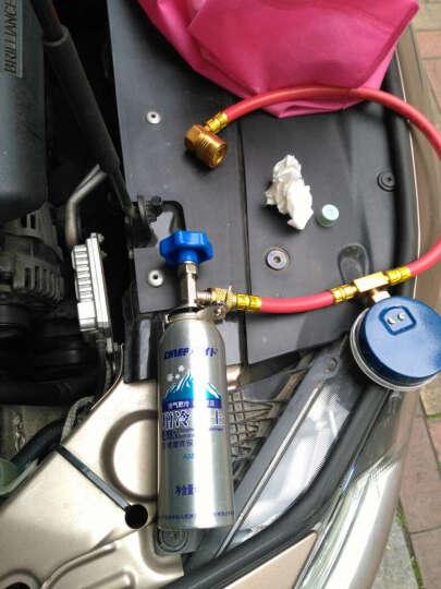 车仆 增冷卫士80mlR134a环保雪种冷媒制冷剂增强剂 CP650 晒单图