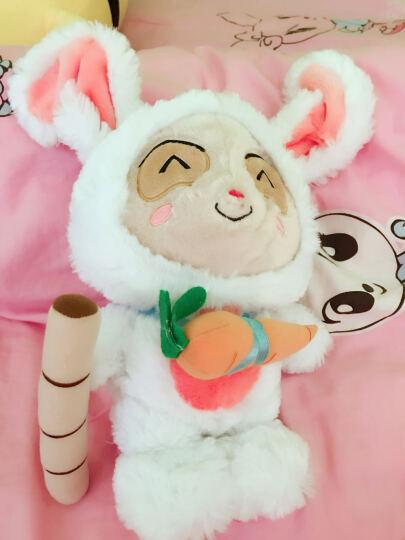 【英雄联盟周边旗舰店】LOL 兔子提莫毛绒玩偶公仔玩偶 官方正品 晒单图