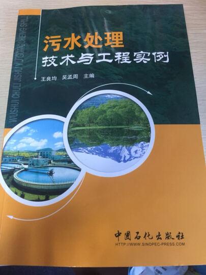 污水处理技术与工程实例 晒单图