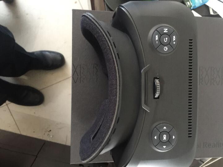 墨问VR眼镜电脑版一体机全景式智能3D虚拟现实WIFI蓝牙游戏头盔2K屏 基础版1K屏 8核2G内存 晒单图